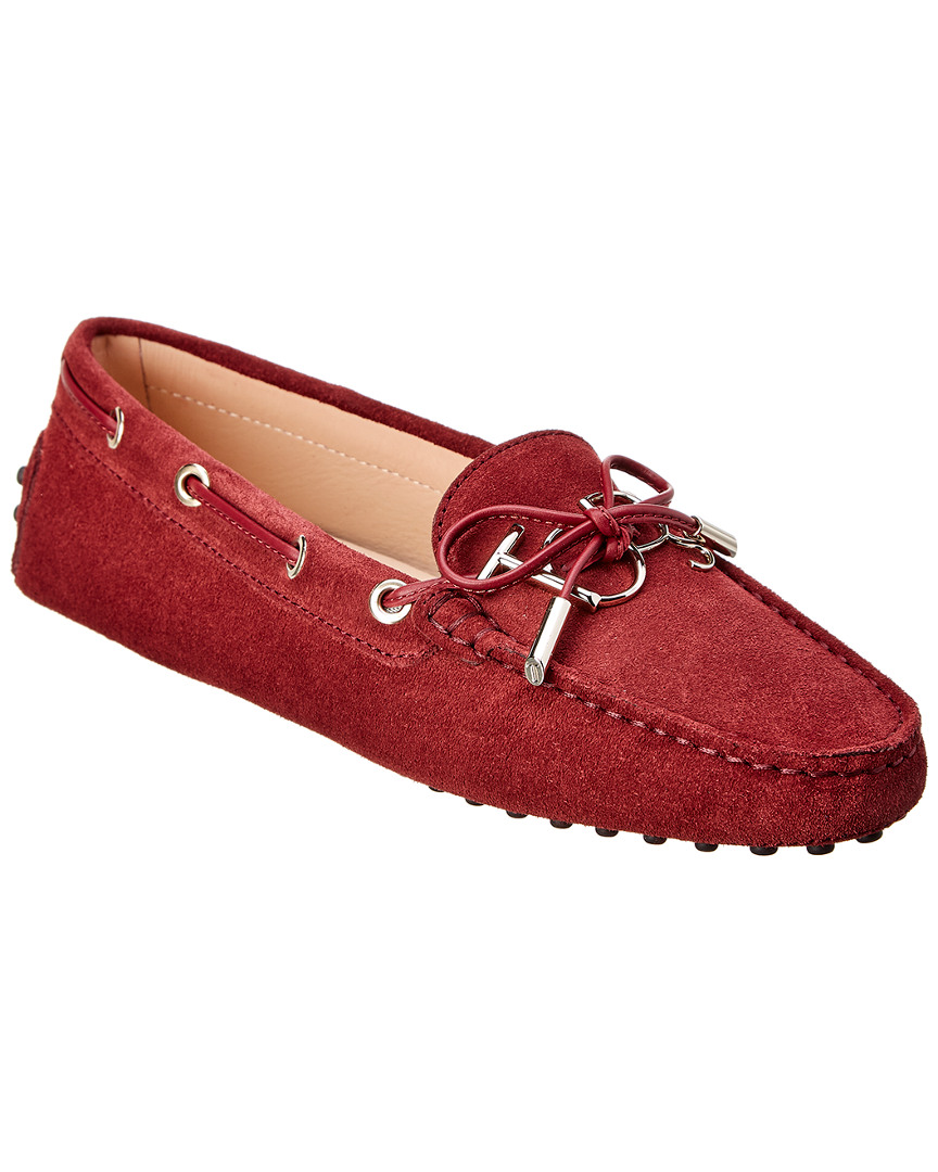GOMMINO SUEDE DRIVING MOCCASIN
