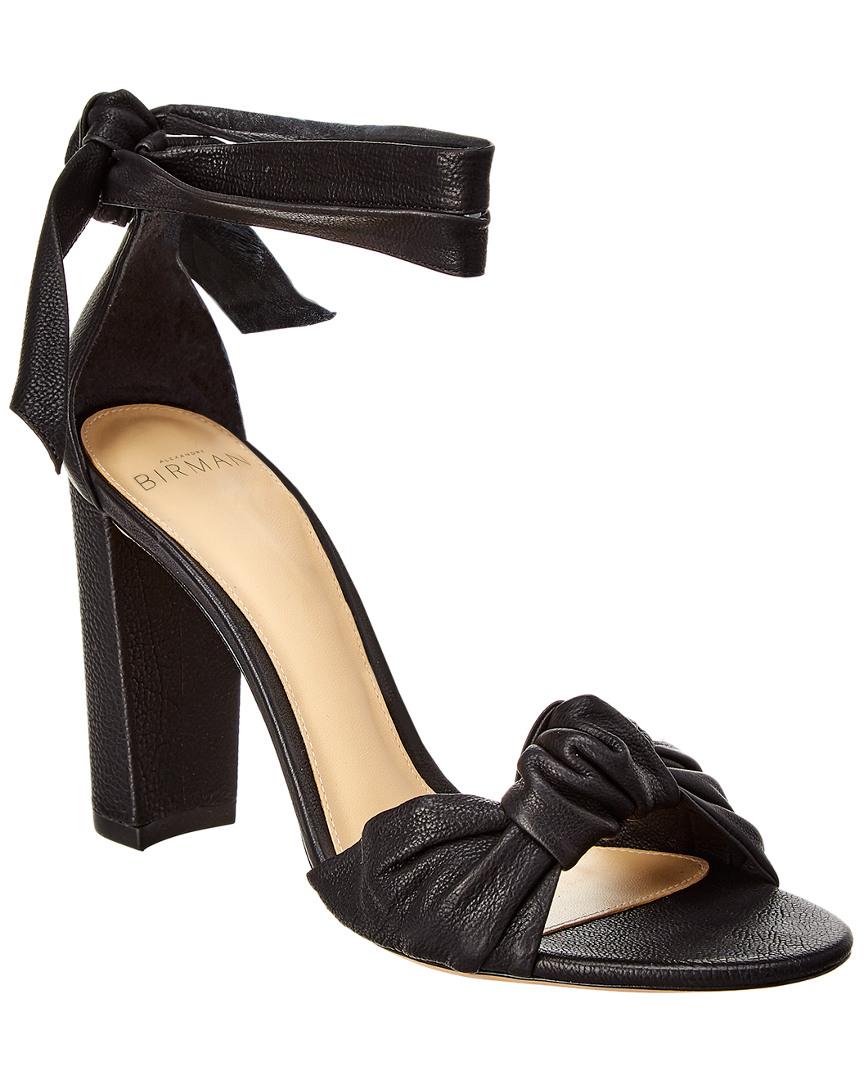 9e8d11a8cf4 Alexandre Birman Kace 90 Block Leather Sandal