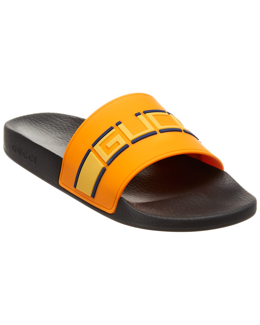 20d055e9582 Gucci Rubber Slide