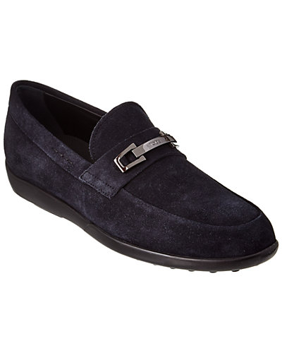 TOD's Suede Bit Loafer