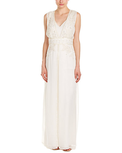 French Connection Broadway Lights Maxi Dress