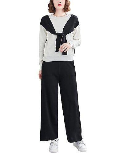 Rue La La — Amato Rizzi 2pc Sweater & Pant Set