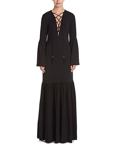Rachel Zoe Pax Lace-Up Gown
