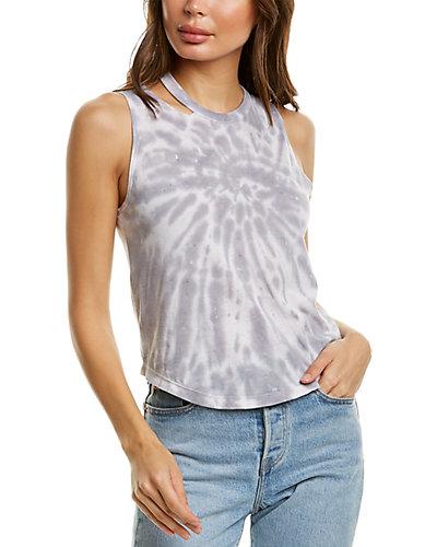 Rue La La — Chaser Cropped Shirt