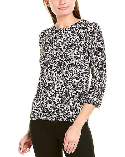 Rue La La — philosophy 3/4-Sleeve Sweater