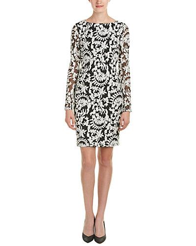 alice + olivia Katy Sheath Dress