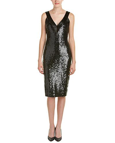 alice + olivia Piera Sheath Dress