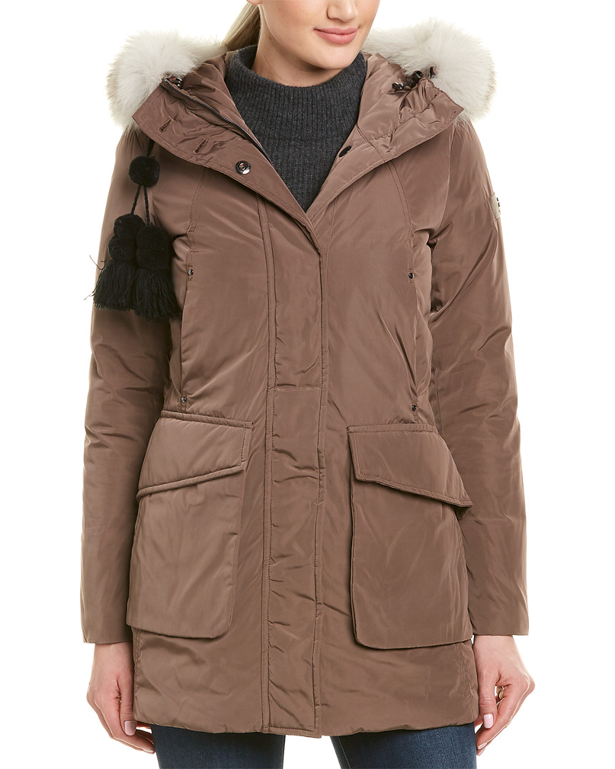 the best attitude 3bb7a cb5ea Details about Peuterey Regina Down Jacket Women's