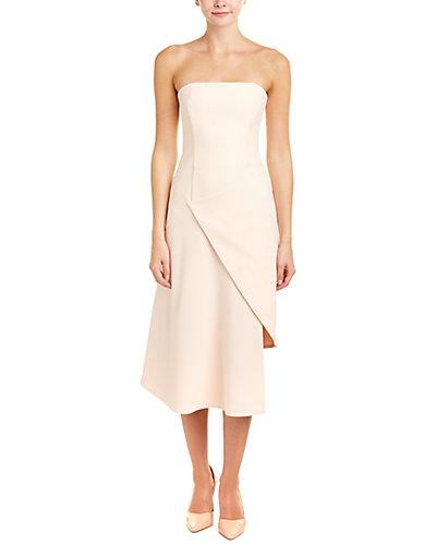 NICHOLAS Crepe Sheath Dress