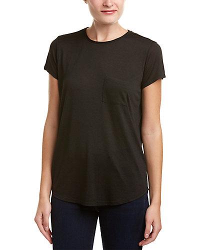 Vince Shirttail Pocket T-Shirt
