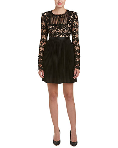 Romeo & Juliet Couture Lace Cocktail Dress