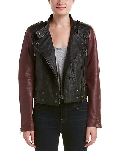 Walter Baker Vikki Leather Jacket