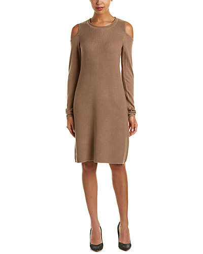 Elie Tahari Wool Sweaterdress