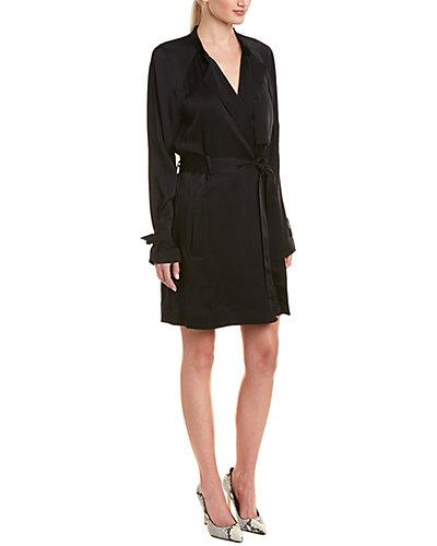 Rue La La — A.L.C. Kendall Wrap Dress