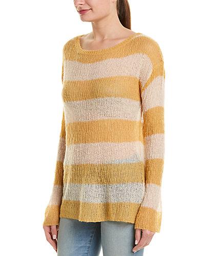 Rue La La — Elan Oversized Mohair-Blend Sweater