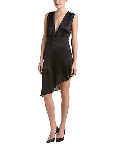 Zadig & Voltaire Root Deluxe Silk Mini Dress
