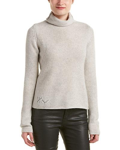 Zadig & Voltaire Crome Deluxe Cashmere Sweater