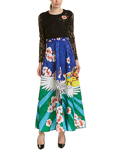 Rue La La — BURRYCO Maxi Dress