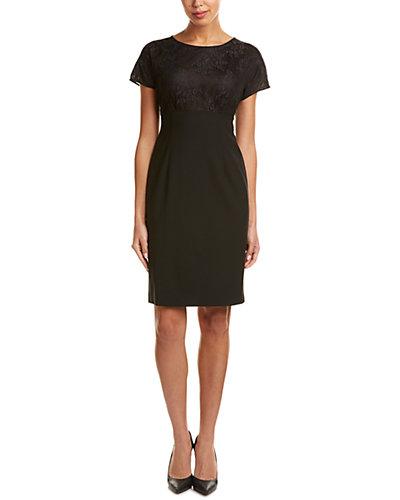 Lafayette 148 New York Marion Wool-Blend Sheath Dress