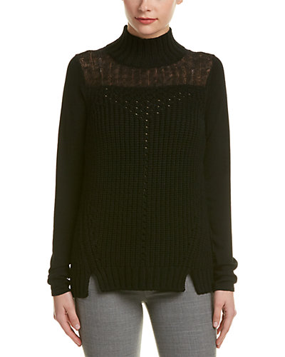 Elie Tahari Wool Sweater