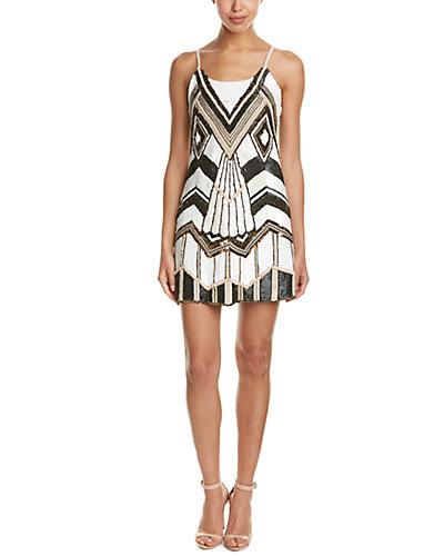 alice + olivia Jasmin Shift Dress