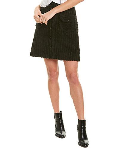Rue La La — Anna Sui Cozy Cords Mini Skirt