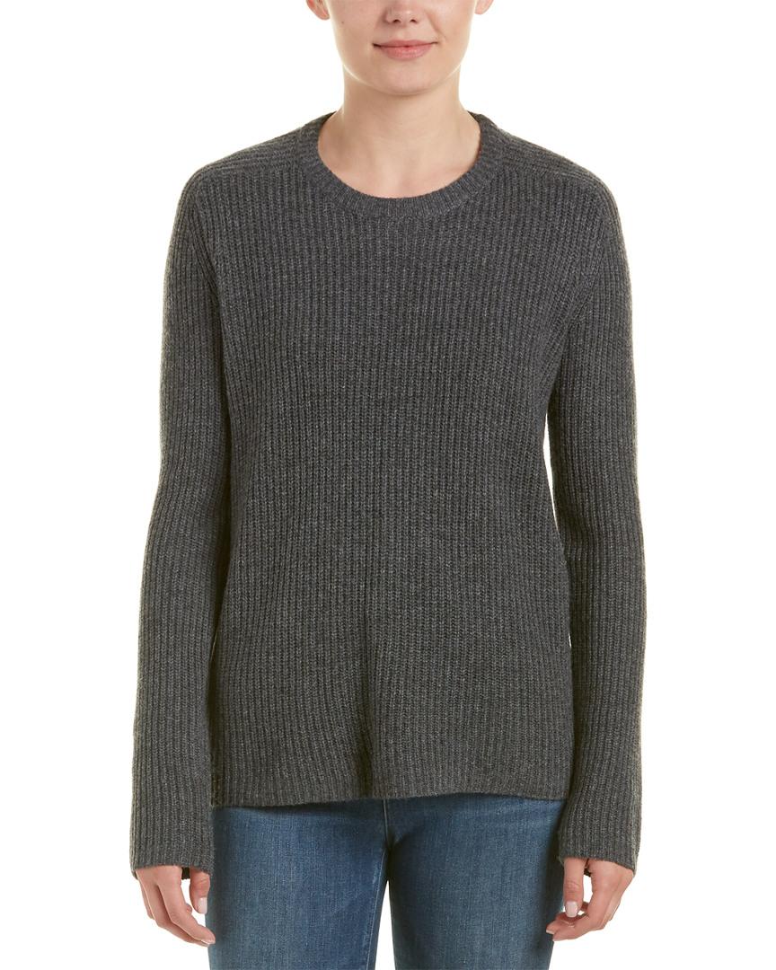 A.L.C. Peter Wool-Blend Open Back Sweater 14113547420001