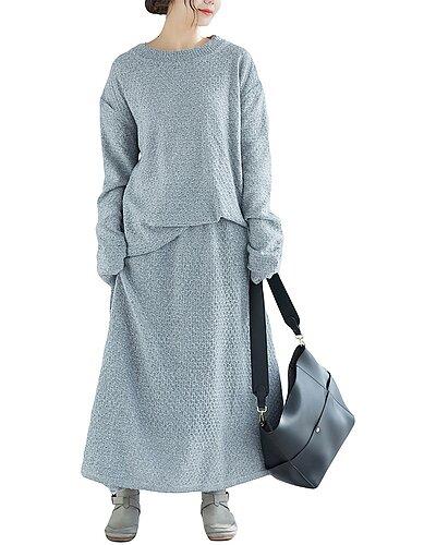 Rue La La — Amato Rizzi 2pc Sweater & Skirt Set