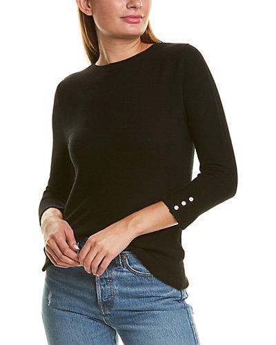 Rue La La — Scott & Scott London Brooke Silk-Blend Sweater
