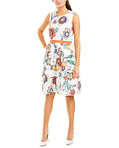 Rue La La — Sara Campbell A-Line Dress