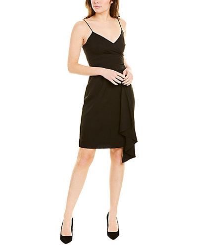 Rue La La — Milly Cindy Silk-Blend Sheath Dress
