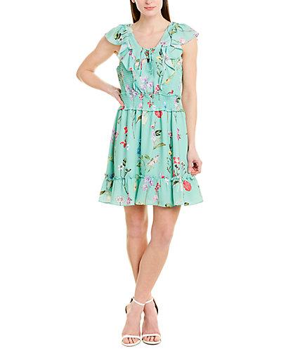 Rue La La — Parker Celeste A-Line Dress