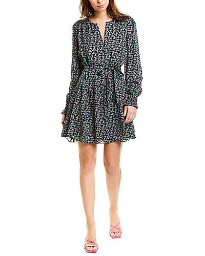 Rue La La — Jason Wu Mini Rose Floral Shift Dress