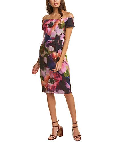 Rue La La — Trina Turk Ruby Sheath Dress
