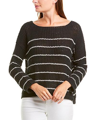 Rue La La — Lilla P Striped Boatneck Sweater