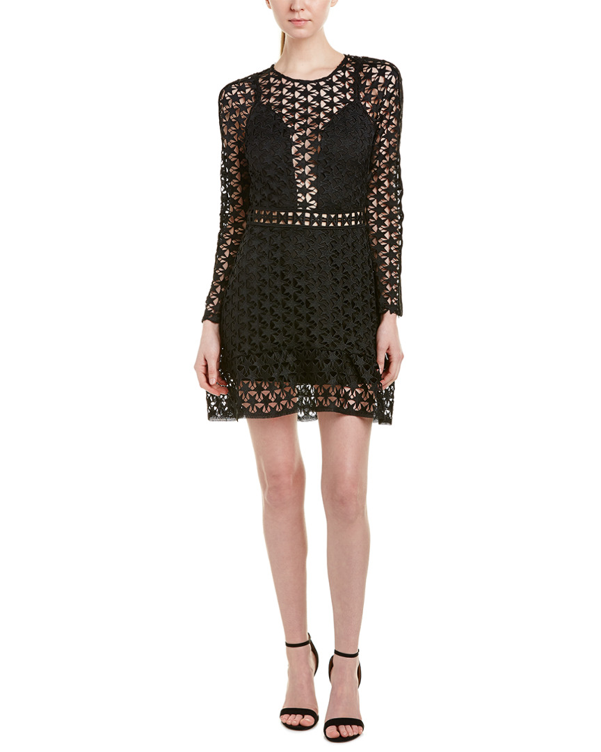 Karina Grimaldi SOFIA SHIFT DRESS