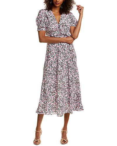 Rue La La — Diane von Furstenberg Sloane Silk Midi Dress