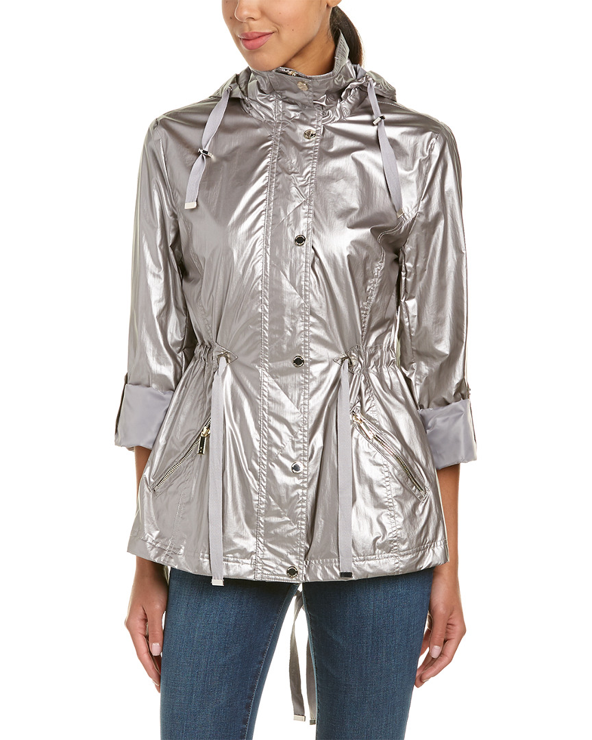 NEW YORK METALLIC PARKA