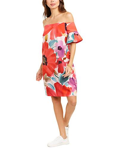 Rue La La — Trina Turk Modern Mini Dress