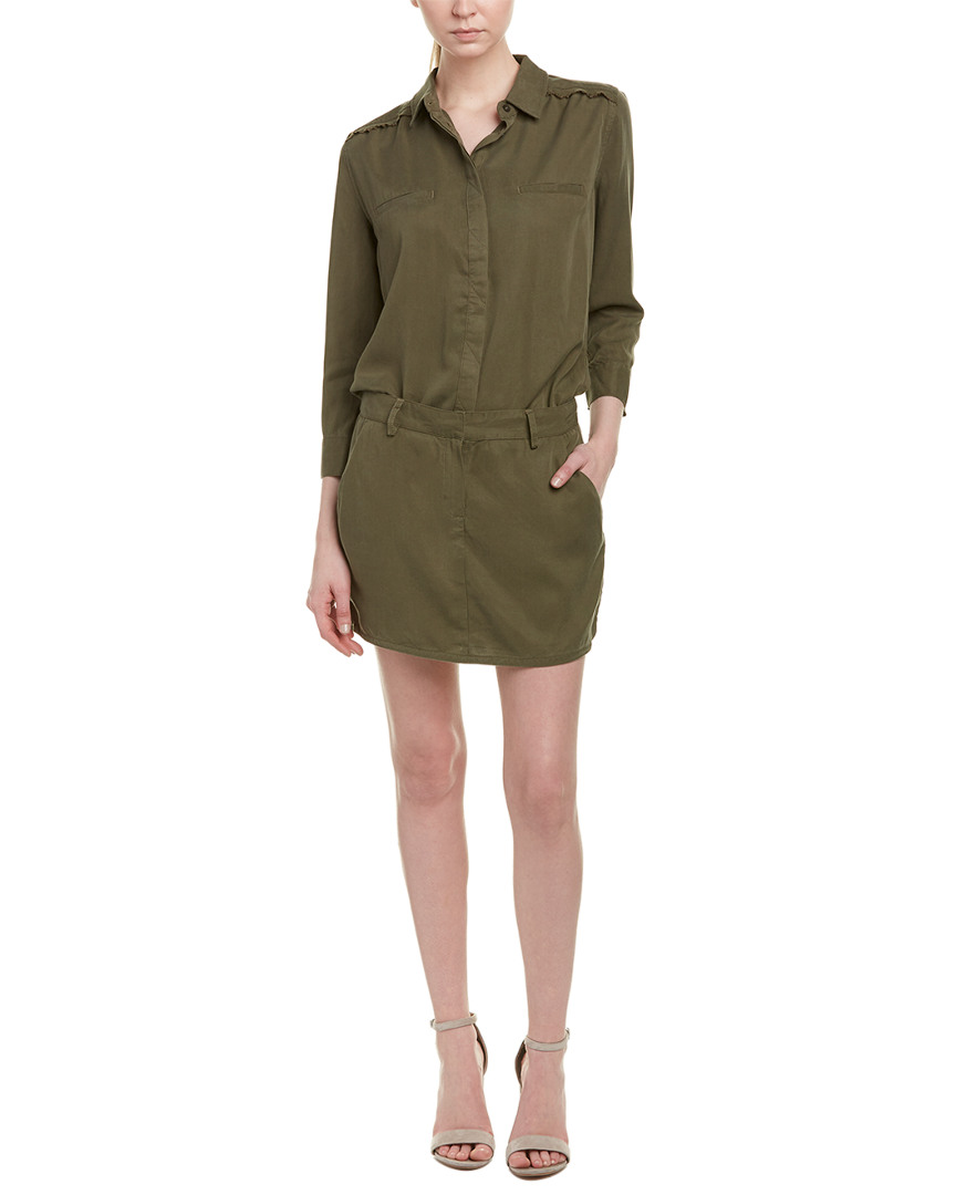 Etienne Marcel CHAMBRAY SHIRTDRESS
