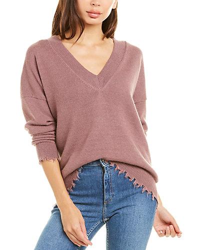 Rue La La — Nation LTD Senecca Oversized Alpaca-Blend Sweater