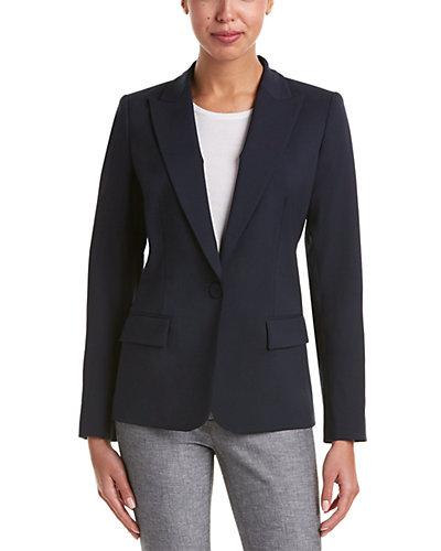 Lafayette 148 New York Susan Wool-Blend Jacket