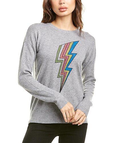 Rue La La — Kier + J Dropped-Shoulder Cashmere Sweater