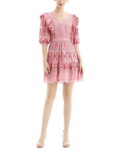 Rue La La — BURRYCO Mini Dress