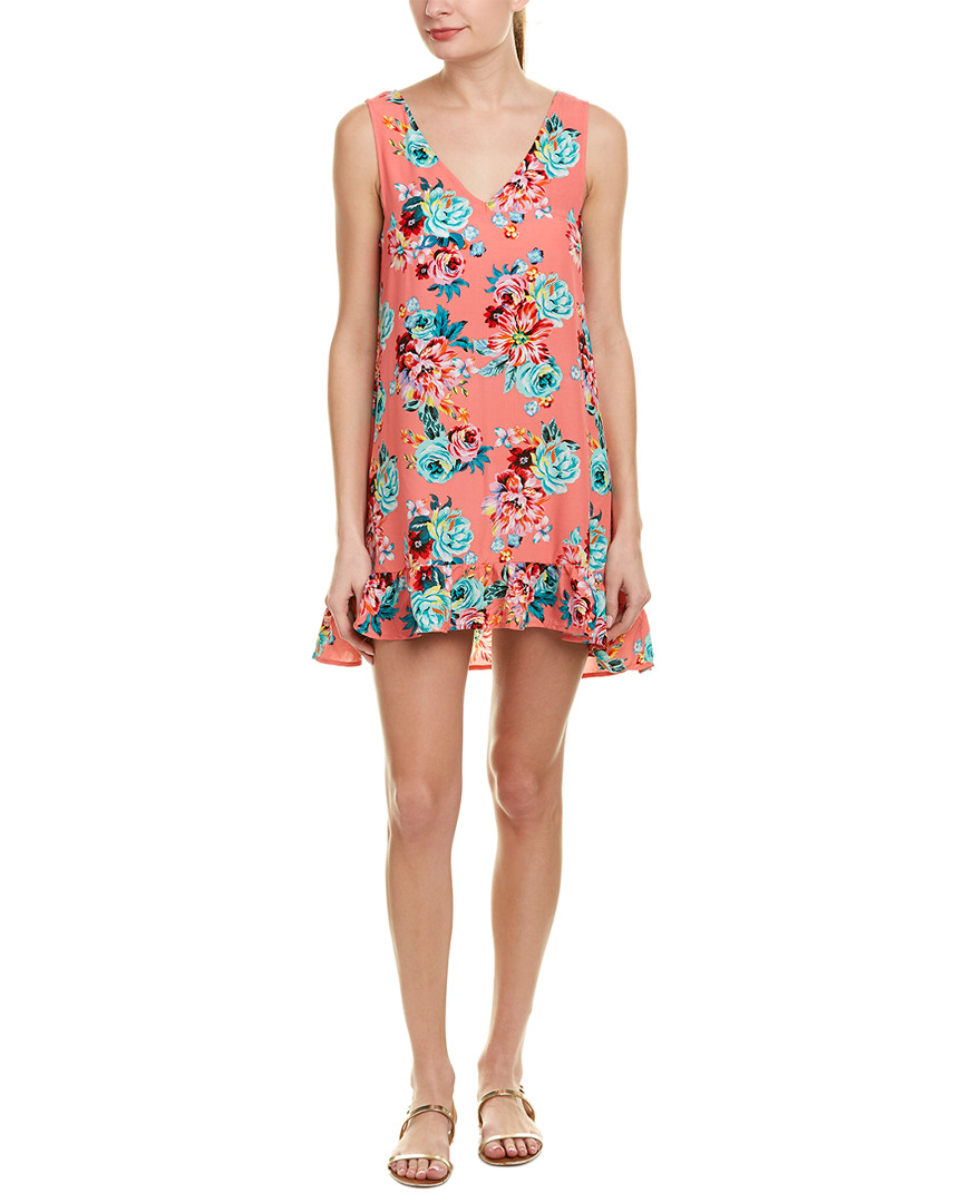 SWIM SHIFT DRESS
