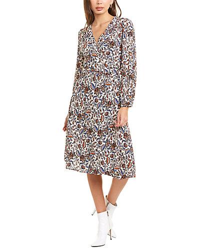 Rue La La — Velvet by Graham & Spencer Nadia Midi Dress