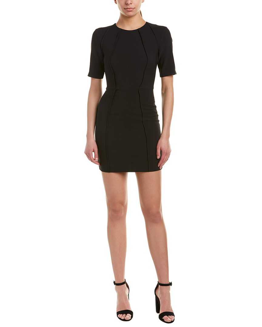 Finders Keepers DIVIDE MINI DRESS