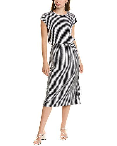 Rue La La — Joules Alma Stripe Midi Dress