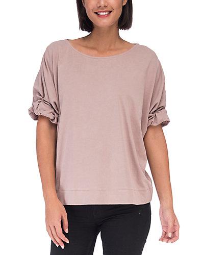 Rue La La — Bobeau Van Roll Sleeve T-Shirt