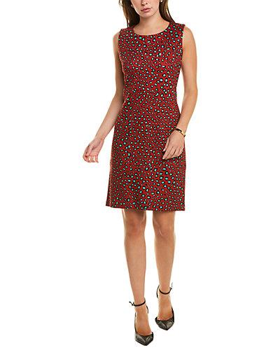Rue La La — Sara Campbell Leopard Shift Dress